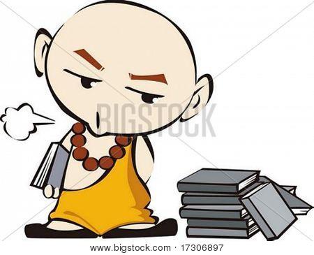 Buddhism Character