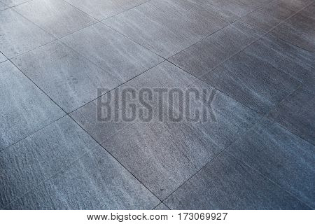Footpath tile flooring,  Granite tile abstract background.