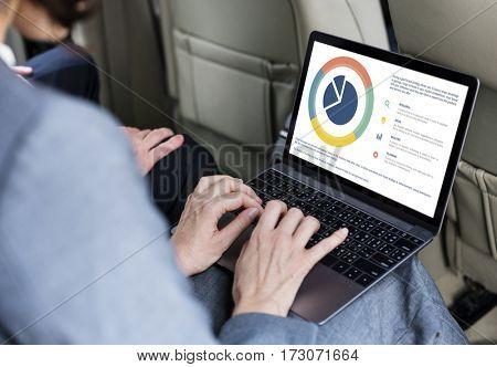 Assessment Analysis Pie Chart Presentation