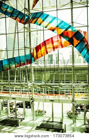 Hong Kong Central Mtr Station