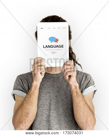 Language Communication Message Written