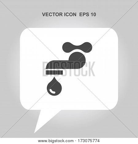 faucet with a drop Icon, faucet with a drop Icon Eps10, faucet with a drop Icon Vector, faucet with a drop Icon Eps, faucet with a drop Icon Jpg, faucet with a drop Icon Picture, faucet with a drop Icon Flat