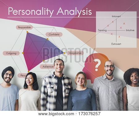 People Personal Analysis Graph Table