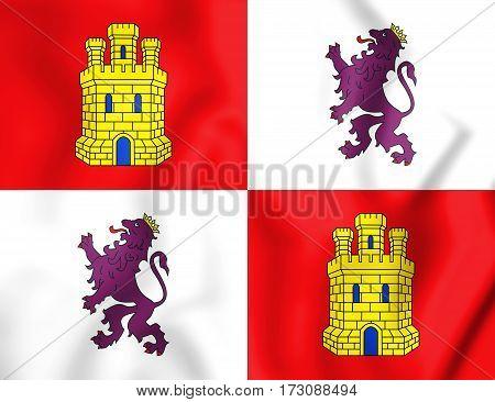 +++flag_of_castile_and_león