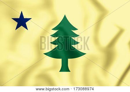 Flag_of_maine_(1901-1909)