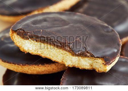 Chocolate Jaffa Cakes