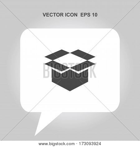 open box Icon, open box Icon Eps10, open box Icon Vector, open box Icon Eps, open box Icon Jpg, open box Icon Picture, open box Icon Flat, open box Icon App, open box Icon Web, open box Icon Art