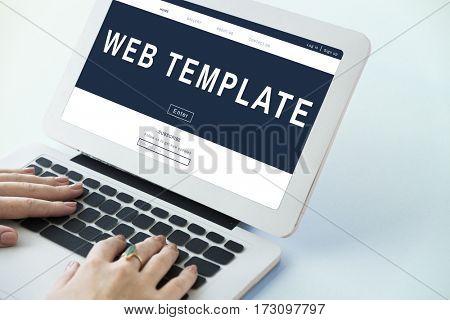 Web Design Connection Website Internet Word