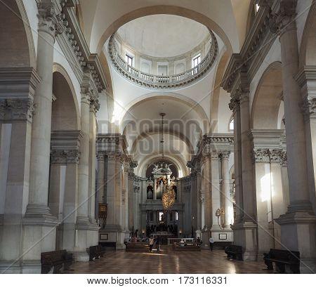 San Giorgio Church In Venice