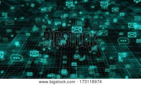 Internet Message Technology