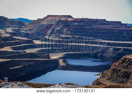 Red River Mines (minas Del Rio Tinto)