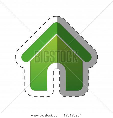 green house environment design vector illustration eps 10
