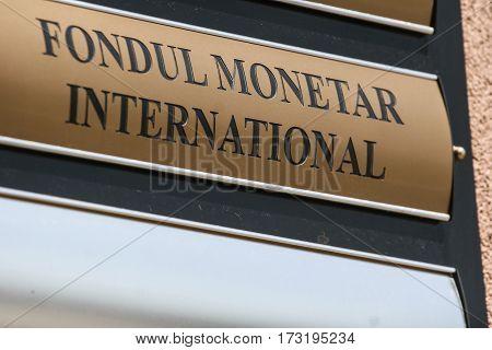 Fmi, Imf Logo