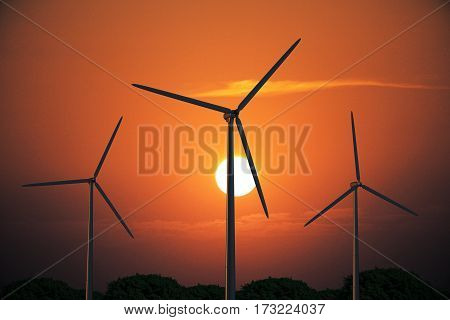 Energy Production Concept