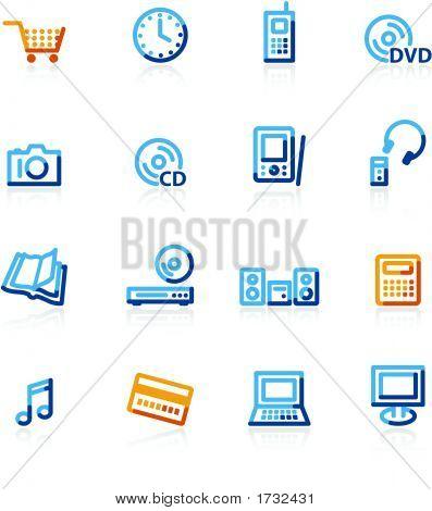 Contour E-Commerce Icons
