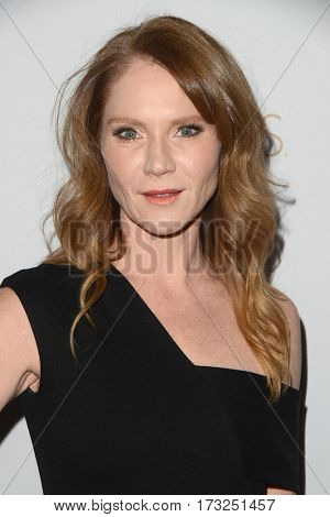 LOS ANGELES - FEB 23:  Tara Buck at the Cadillac Hosts their Annual Oscar Week Soiree at the Chateau Marmont on February 23, 2017 in West Hollywood, CA