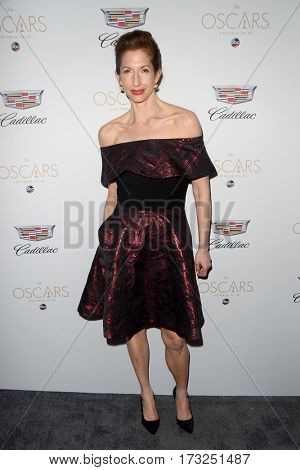 LOS ANGELES - FEB 23:  Alysia Reiner at the Cadillac Hosts their Annual Oscar Week Soiree at the Chateau Marmont on February 23, 2017 in West Hollywood, CA