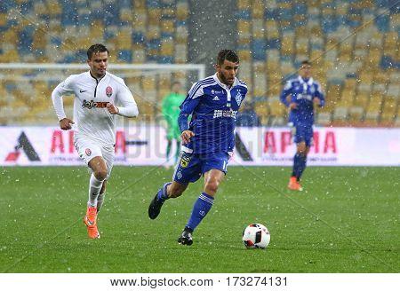 Cup Of Ukraine: Fc Dynamo Kyiv V Zorya Luhansk In Kiev