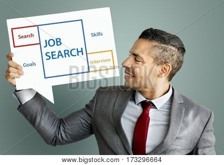 Recruitment Jobs Career Hiring Vacancy Word