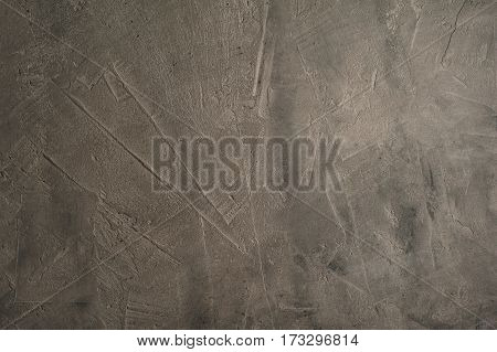 texture of a gray concrete wall for background