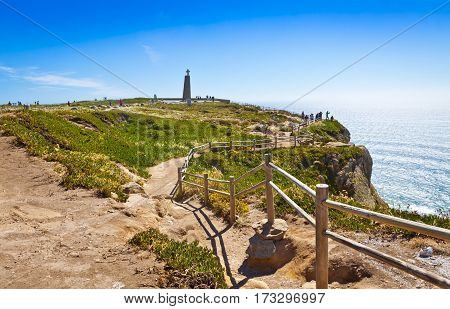 Cabo Da Roca, The Most Western Point Of Europe, Portugal