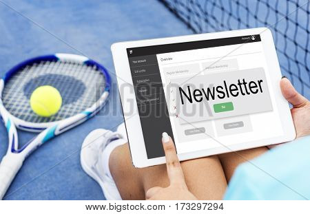 Newsletter Join Us Sign Up
