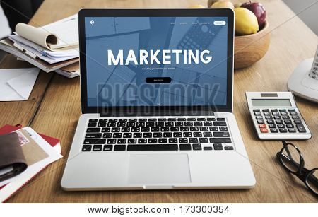 Marketing Business Branding Advertising Word