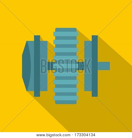 Repair thing icon. Flat illustration of repair thing vector icon for web