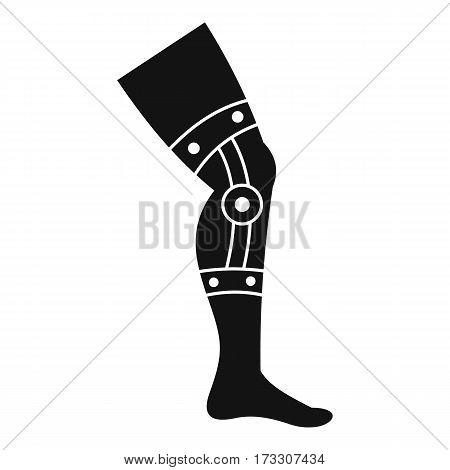 Retentive bandage icon. Simple illustration of retentive bandage vector icon for web