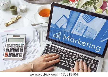 Business Marketing Work Job Strategy