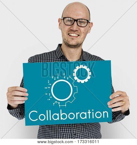 Teamwork Cooperation Collaboration Team Building Icon