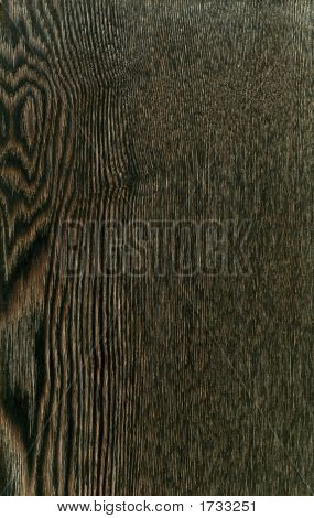 close-up wooden venge texture (detail map) for diferent use poster