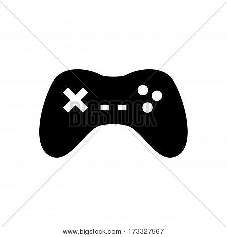 Gamepad device isolated icon vector illustration graphic design