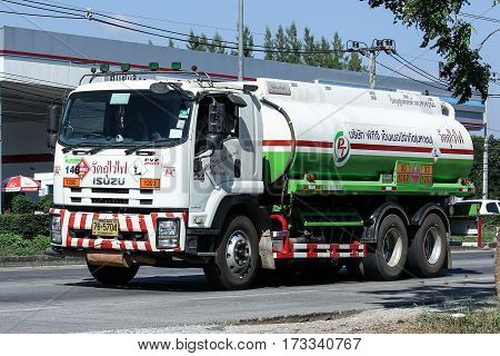 Oil Truck Of Ptg Energy Oil Transport Company
