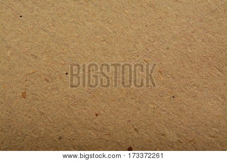 a texture of recycled cardboard pattern background