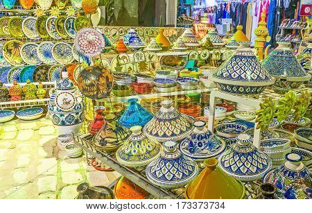 The Souvenirs From Tunisia