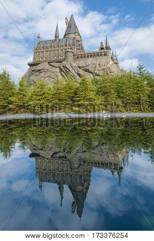 Reflection Hogwarts School of Witchcraft and Wizardry