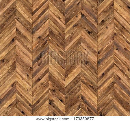 Chevron natural parquet seamless floor texture background