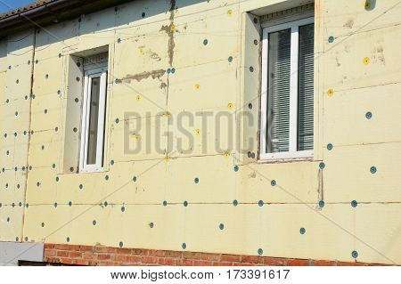 House renovation wall insulation styrofoam. Avoid Polystyrene Insulation and Building Green House.