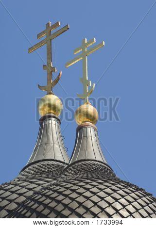 Russian Orthodox Church Crosses