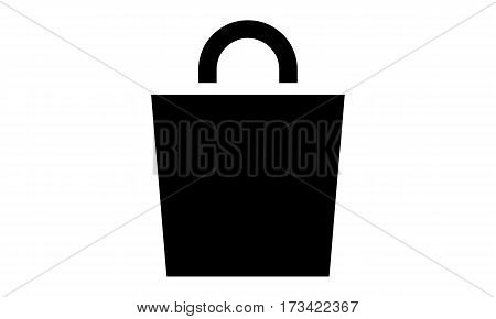 Pictogram - Bag Shopping Tote Carrier Carrying Tote Carry-all - Object Icon Symbol