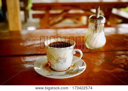 turkish coffee cup in Serbia