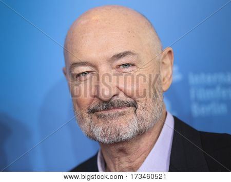 Terry O'Quinn attends the 'Patriot' premiere during the 67th Berlinale International Film Festival Berlin at Haus Der Berliner Festspiele on February 14, 2017 in Berlin, Germany.