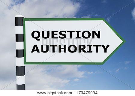 Question Authority Concept