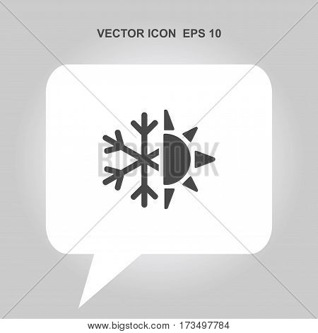 sun and snowflake Icon, sun and snowflake Icon Eps10, sun and snowflake Icon Vector, sun and snowflake Icon Eps, sun and snowflake Icon Jpg, sun and snowflake Icon Picture, sun and snowflake Icon Flat