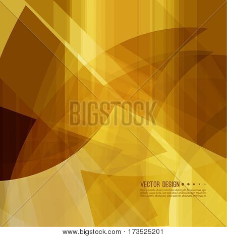 Abstract background with movement chaotic mess stripes. Concept new technology and dynamic motion. For cover book, brochure, flyer, poster, magazine, booklet, leaflet. Luxury vector backdrop