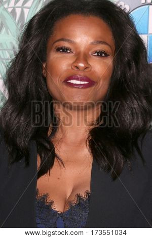 LOS ANGELES - FEB 24:  Keesha Sharp at the 10th Annual Women in Film Pre-Oscar Cocktail Party at Nightingale Plaza on February 24, 2017 in Los Angeles, CA