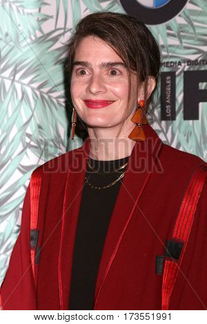 LOS ANGELES - FEB 24:  Gabby Hoffman at the 10th Annual Women in Film Pre-Oscar Cocktail Party at Nightingale Plaza on February 24, 2017 in Los Angeles, CA