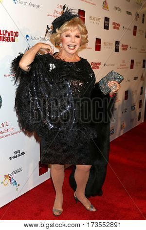 LOS ANGELES - FEB 26:  Ruta Lee at the Style Hollywood Oscar Viewing Dinner at Hollywood Museum on February 26, 2017 in Los Angeles, CA