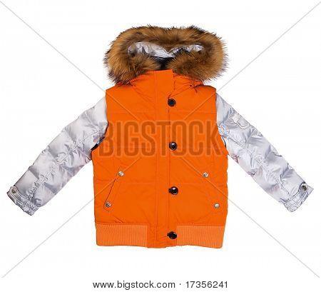 girl boy jacket